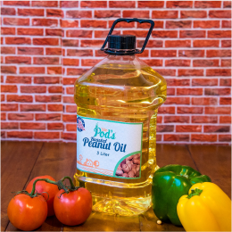 Roasted Peanut Oil