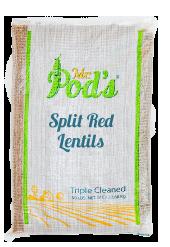 Split Red Lentils