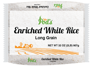Enriched White Rice